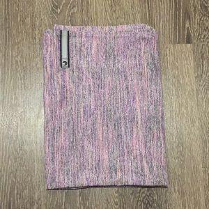 Lululemon Vinyasa Scarf Purple Tri Blend